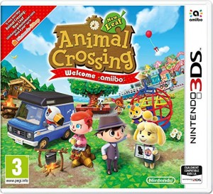 Couverture de ANIMAL CROSSING NEW LEAF