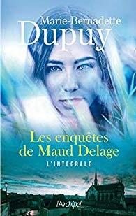 """Afficher """"Les enquêtes de Maud Delage"""""""