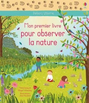 """Afficher """"Mon premier livre pour observer la nature"""""""