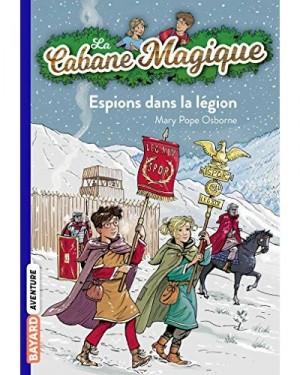 """Afficher """"La Cabane Magique n° Tome 53 Espions dans la légion"""""""