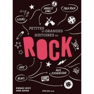 """Afficher """"Petites et grandes histoires du rock"""""""