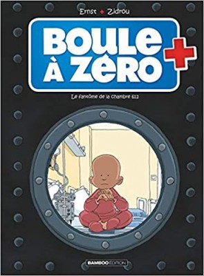 """Afficher """"Boule à zéro n° 8 Le fantôme de la chambre 612"""""""