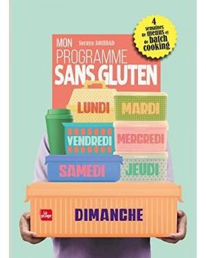 """Afficher """"Mon programme sans gluten"""""""