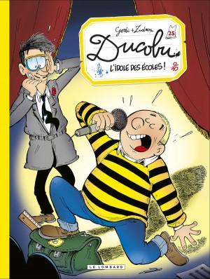 """Afficher """"L'Elève Ducobu n° 25 L'Idole des écoles !"""""""