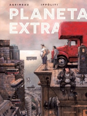 "Afficher ""Planeta extra"""