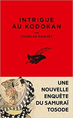 "Afficher ""Intrigue au Kodokan"""