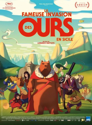 "Afficher ""fameuse invasion des ours en Sicile (La)"""
