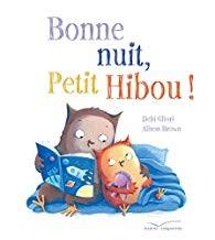 """Afficher """"Bonne nuit, petit hibou !"""""""