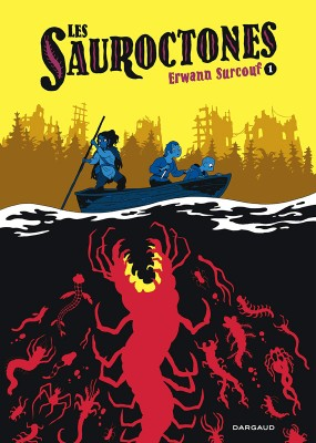 vignette de 'Les sauroctones n° 1<br /> Les Sauroctones (Erwann Surcouf)'