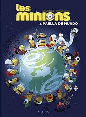 """Afficher """"Les Minions n° 4 Paella dé mundo"""""""
