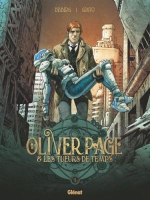 """Afficher """"Oliver Page & les tueurs de temps n° 1"""""""