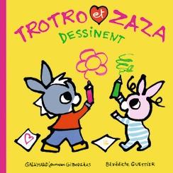 """Afficher """"Trotro et Zaza dessinent"""""""