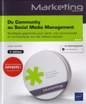 "Afficher ""Du community au social media management"""