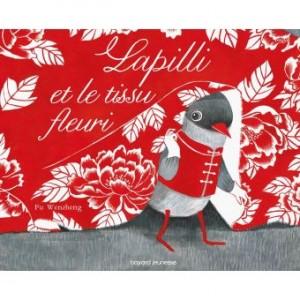 """Afficher """"Lapilli et le tissu fleuri"""""""