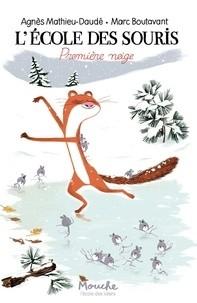 """Afficher """"L'ecole des souris Première neige"""""""