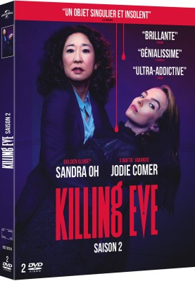 "Afficher ""Killing Eve, Saison 2"""