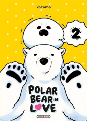"Afficher ""Polar bear in love n° 2"""