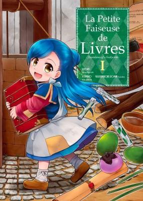 vignette de 'La petite faiseuse de livres n° 1 (Miya Kazuki)'
