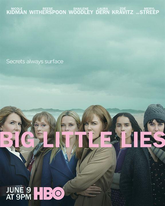 Big little lies, saison 2