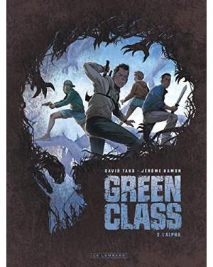 """Afficher """"Green class."""""""