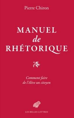 """Afficher """"Manuel de rhétorique"""""""