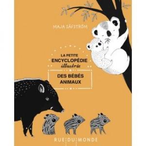 """Afficher """"La petite encyclopédie illustrée des bébés animaux"""""""