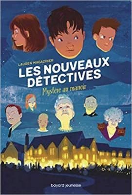 """Afficher """"Les nouveaux détectives n° 1 Mystère au manoir"""""""