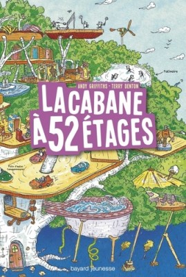 """Afficher """"La Cabane à étages n° 4 La Cabane à 52 étages"""""""
