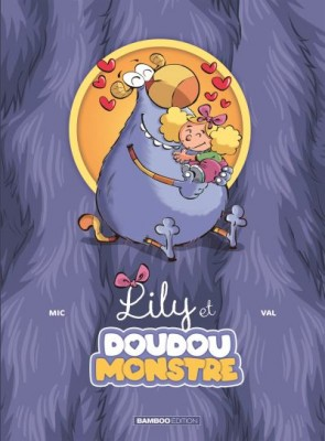 """Afficher """"Lily et Doudoumonstre."""""""