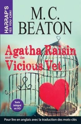 "Afficher ""Agatha Raisin and the vicious vet"""