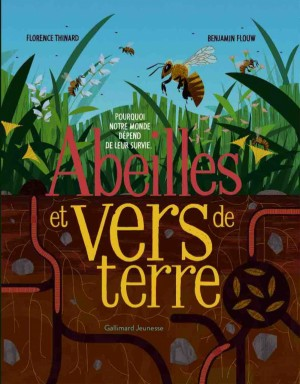 """Afficher """"Abeilles et vers de terre"""""""