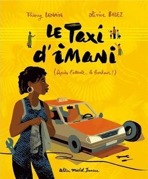 """Afficher """"Le taxi d'Imani"""""""