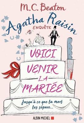 vignette de 'Agatha Raisin enquête n° 20<br /> Voici venir la mariée (M.C. Beaton)'