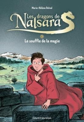 """Afficher """"Les dragons de Nalsara n° 4 Le souffle de la magie"""""""