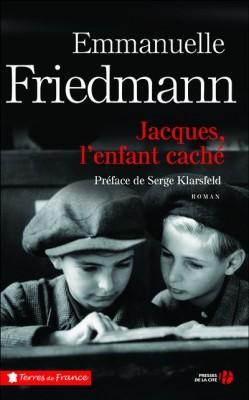 """Afficher """"Jacques, l'enfant caché"""""""