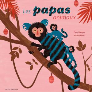 """Afficher """"Les papas animaux"""""""