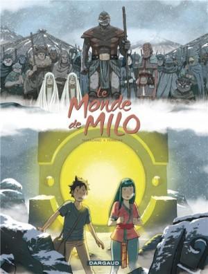 """Afficher """"Le monde de Milo n° 7La terre sans retour"""""""