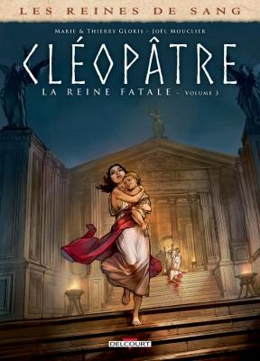 """Afficher """"Cléopâtre, la reine fatale."""""""