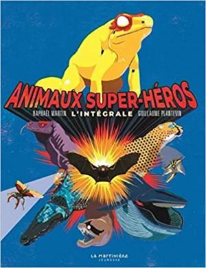 """Afficher """"Animaux super-héros"""""""
