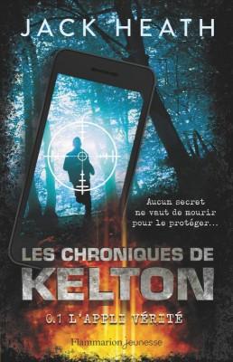 """Afficher """"Les chroniques de Kelton n° 1 L'appli vérité"""""""