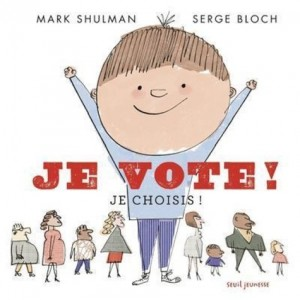 "Afficher ""1 Je vote !"""