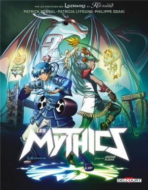 "Afficher ""Les Mythics n° 9 Stonehenge"""