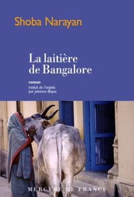 vignette de 'La laitière de Bangalore (Shoba Narayan)'
