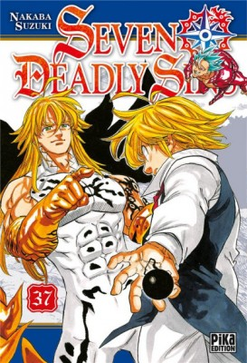 "Afficher ""Seven Deadly Sins n° 37"""