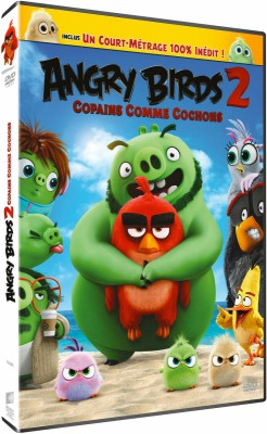 "Afficher ""Angry Birds + Angry Birds 2 - Copains comme cochons"""