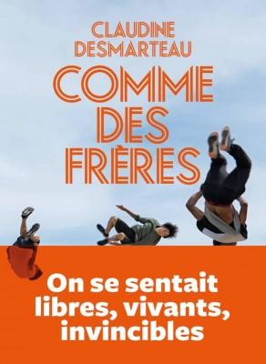 vignette de 'Comme des frères (Claudine Desmarteau)'