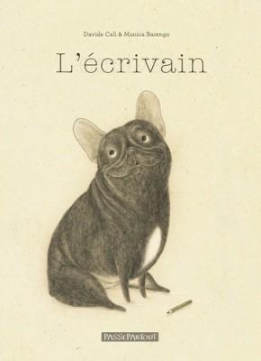 """Afficher """"L'Ecrivain"""""""