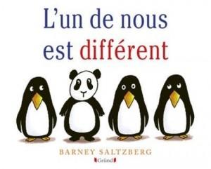 """Afficher """"L'Un de nous est différent"""""""
