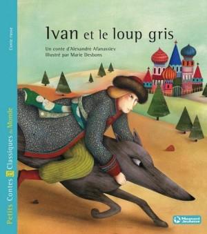 """Afficher """"Ivan et le loup gris"""""""