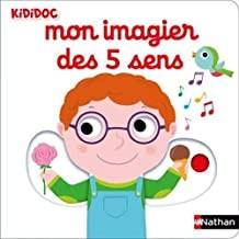 """Afficher """"Mon imagier des 5 sens"""""""